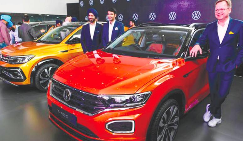 اس یووی ها 60 درصد بازار خودرو را می گیرند