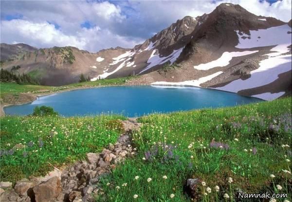 بکرترین مناطق ایران برای تعطیلات نوروز کجاست؟