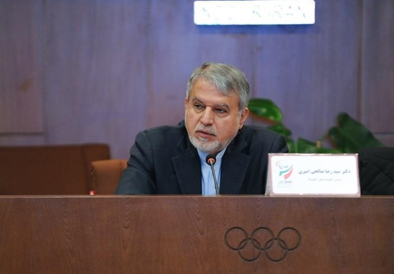 صالحی امیری: سابقه نداشته فدراسیون جهانی ورزشکار را گروگان بگیرد! ، 60 میلیارد تومان برای فدراسیون ها