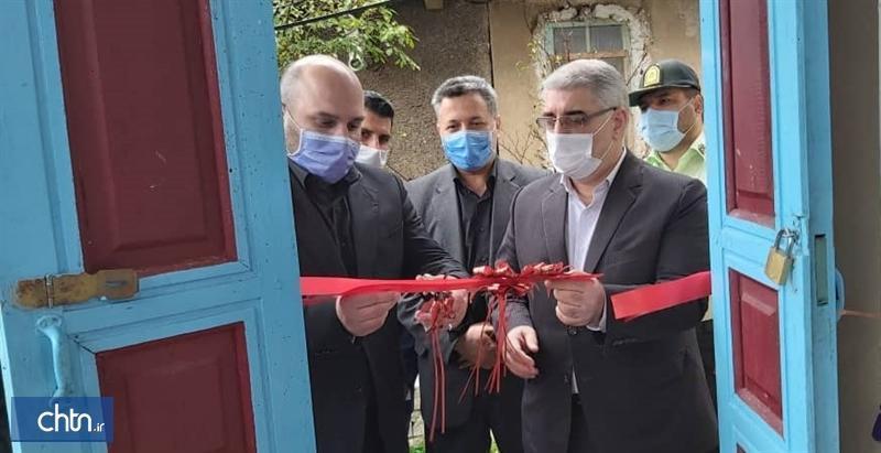 افتتاح یک اقامتگاه بوم گردی در املش هم زمان با هفته دولت