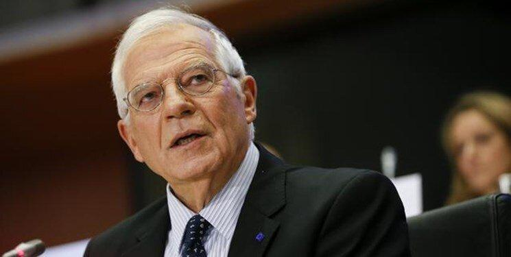 بورل از احتمال اعمال تحریم علیه ترکیه اطلاع داد