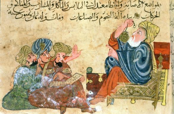 ابن سَمْح؛ ستاره شناسی از اندلس