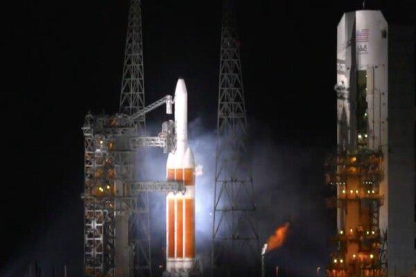 پرتاب ماهواره جاسوسی آمریکا لغو شد