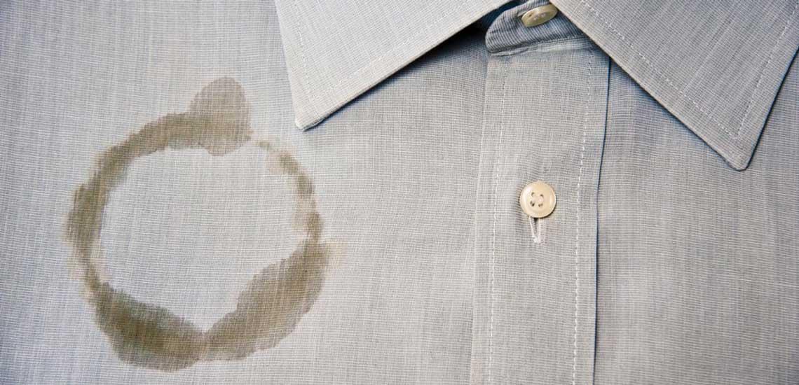 پاک کردن لکه روغن از روی لباس با راه هایی ساده