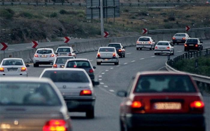 تردد بین استانی 17.8 درصد کاهش یافت