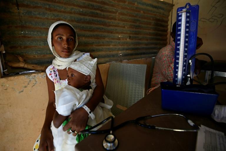 جنگ اتیوپی؛ تخریب فرودگاه شهر ملکه سبا ، 700 زن باردار در کمپ آوارگان سودان
